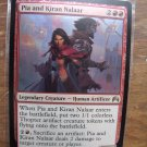 FOIL Promo Pia and Kiran Nalaar, Magic Origins, NM  Magic the Gathering