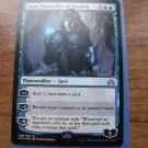 Prerelease FOIL Jace, Unraveler of Secrets, SOI, NM  Magic the Gathering