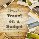 Travel On A Budget eBook on CD Printable
