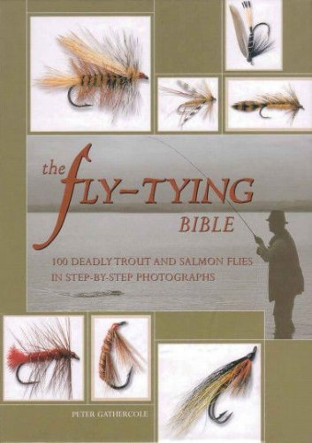 The Fly-Tying Bible on CD: 100 Deadly Trout & Salmon Flies in Step by Step Photo