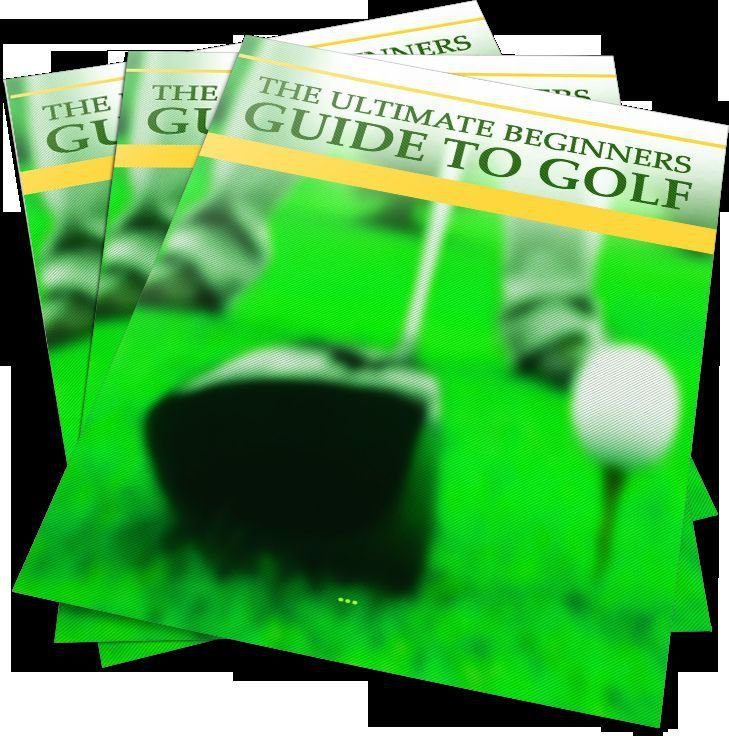 Beginner's Guide To Golf Printable eBook on CD