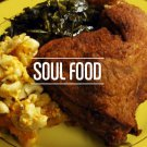 Grab Your Grub on Soul Food Recipes eBook on CD Printable