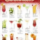 371 COCKTAIL Recipes eBook on CD Printable