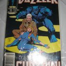 Marvel Comics Dazzler #42 Last Issue Curtain! Marvel Comics