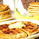 Biscuits Pancakes and Waffles Recipes eBook on CD Printable