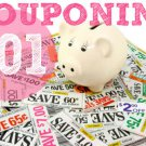 Couponing Guide 101 eBook on CD Printable