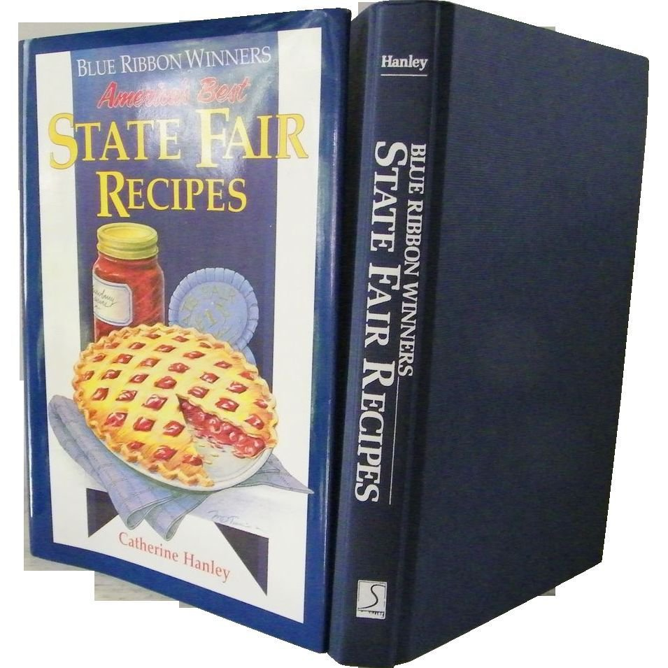 State Fair Recipes eBook on CD Printable
