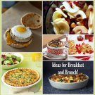 280 BREAKFAST & BRUNCH Recipes eBook on CD Printable