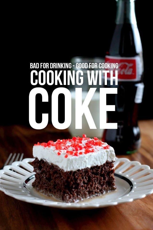 22 COCA-COLA Recipes Book on CD Printable