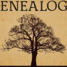 Learn Genealogy eBook on CD Printable