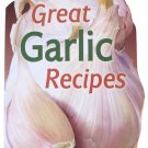 Garlic A-Z Recipes eBook on CD Printable