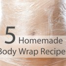 Fabulous Spa Body Wrap Recipes eBook on CD Printable