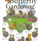 Create A Butterfly Garden eBook on CD Printable