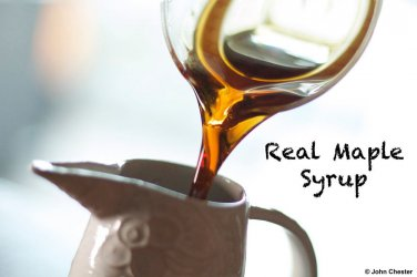 Maple Syrup Recipes eBook on CD Printable