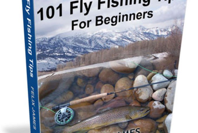 Guide To Fly Fishing 101 Tips eBook on CD Printable