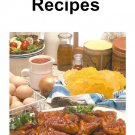 300 CHICKEN Recipes on CD Printable eBook - Free Combined Shipping