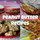 105 Peanut Butter Recipes eBook on CD Printable PDF