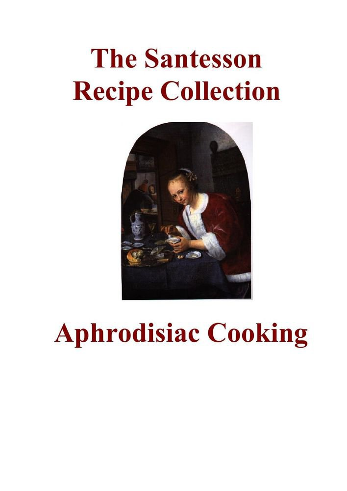 Aphrodisiac Cooking Recipe Collection eBook on CD Printable