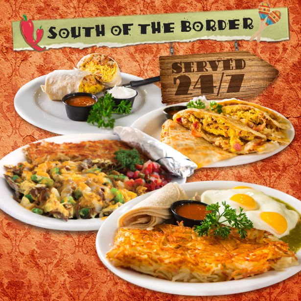 South of the Border Mexican Recipes eBook
