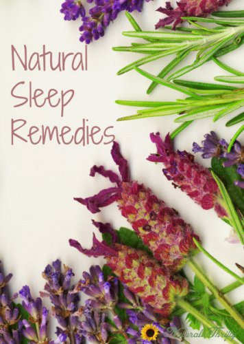 Guide To NATURAL SLEEP REMEDIES eBook on CD Printable