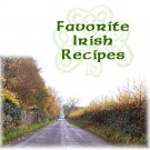 202 IRISH Recipes Cookbook eBook on CD Printable - Free Combined Shipping