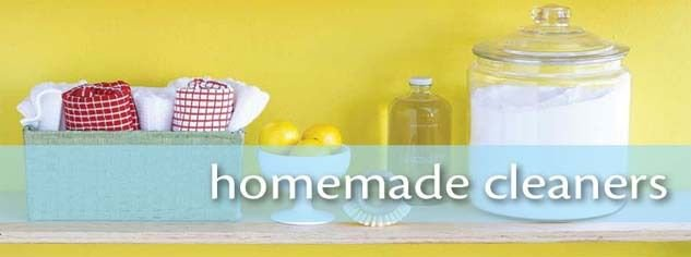 DIY Make Your Own Household Cleaners eBook on CD Printable