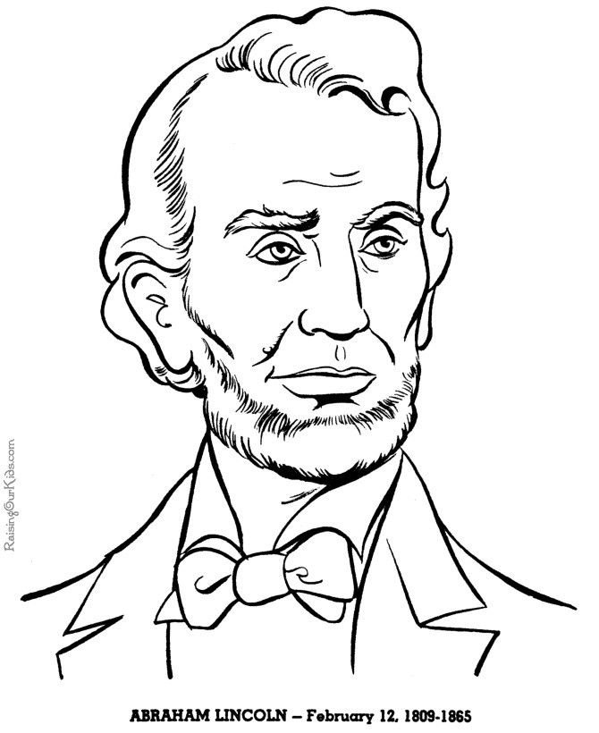 US Presidents Printable Coloring eBook 44 Pages on a CD