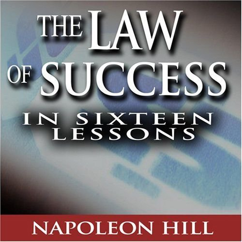 Napoleon Hill The Laws of Success in 16 Lessons eBook on CD Printable