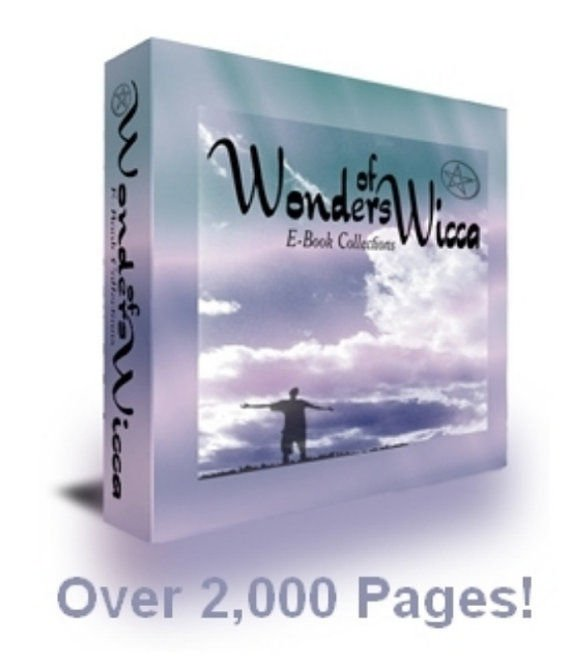 Discover the Wonders of WICCA eBook on CD Printable