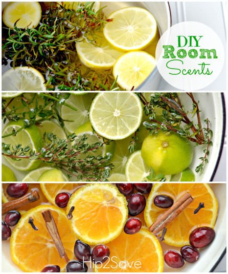 DIY Air Fresheners Home Fragrances & Incense Recipes eBook