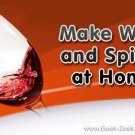 Learn to Make Wine & Spirits eBook on CD Printable