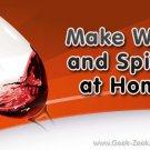 Learn to Make Wine & Spirits eBook on CD Printable