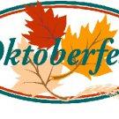 OKTOBERFEST Recipes Cookbook eBook on CD Printable  - German Food