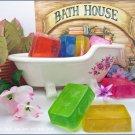 DIY Glycerin & Shea Butter Soap Recipes eBook