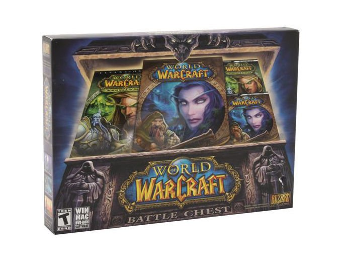 World of Warcraft (Battle Chest) PC Game