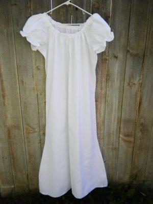 2XL Womens Renaissance Gown Short Sleeve