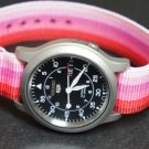 Pink Rainbow 18mm Nato Nylon Watch Strap