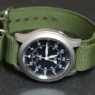 Military Green 16mm Nato Nylon Watch Strap