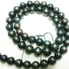 Natural fresh water pearl gemstone Necklace 8-9mm