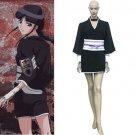 Bleach 12th Division Lieutenant Kurotsuchi Nemu Cosplay Costume