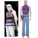 Naruto Taka Hawk Suigetsu Hozuki Cosplay Costume