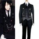Black Butler Kuro Shitsuji Cosplay Costume