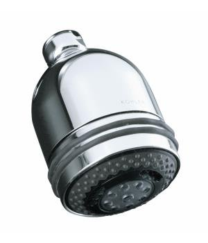 KOHLER K-8507-CP MasterShower relaxing 3 way showerhead