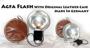 Agfa Flash With Original Case