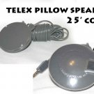 telex pillow speaker 25' cord