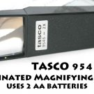TASCO 9545  2X Illuminated Magnifying Glass