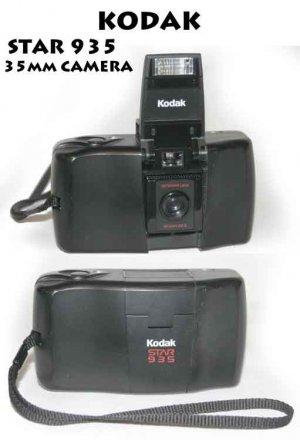 KODAK STAR 735 35mm CAMERA