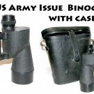 WWII US Army Issue C277 Binoculars