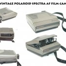 POLAROID Spectra System Instant Camera SONAR AF