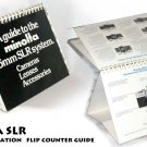 Minolta SLR sales information Flip counter guide